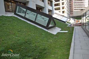 Bow Valley Square Calgary Uses Hydrotech Garden Roof Assembly