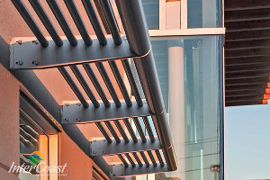 Architectural Louvers and Sunshades from Ten Plus