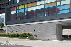 Architectural Louvers & Vision Screens from Ten Plus - Division 8 Building Envelope Products | InterCoast Building Solutions Vancouver BC & Calgary AB