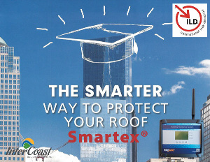 Intelligent Green Roof and Flat Roof Monitoring is Now Available with ILD & Smartex® - InterCoast Building Solutions