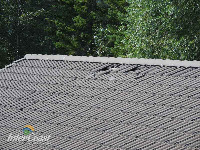 SRP AirOutshield Roof is used to replace the existing roof at Banff Mineral Springs Hospital