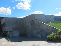 Ten Plus Architectural Products - Canadian War Museum Model H4451 Storm Blade Louvers in Ottawa ON - 3