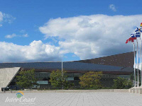 Ten Plus Architectural Products - Canadian War Museum Model H4451 Storm Blade Louvers in Ottawa ON - 6